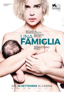 UnaFamiglia_Poster_Film